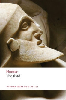 The Iliad, Paperback Book