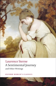 A Sentimental Journey and Other Writings, Paperback / softback Book