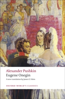 Eugene Onegin : A Novel in Verse, Paperback / softback Book