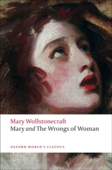 Mary and the Wrongs of Woman, Paperback Book