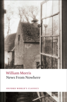 News from Nowhere, Paperback / softback Book