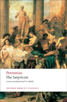 The Satyricon, Paperback Book