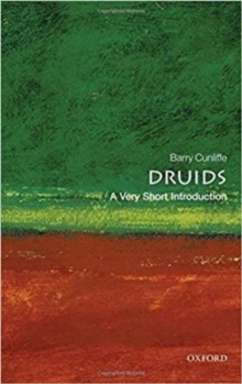 Druids: A Very Short Introduction, Paperback / softback Book
