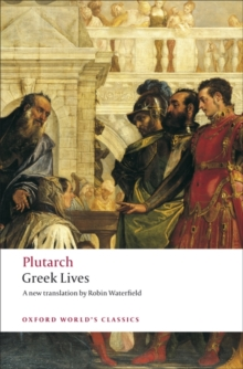 Greek Lives, Paperback Book