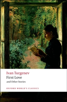 First Love and Other Stories, Paperback Book