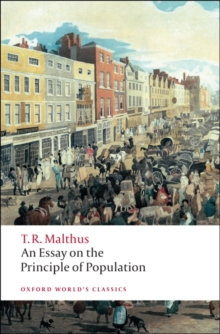 An Essay on the Principle of Population, Paperback Book