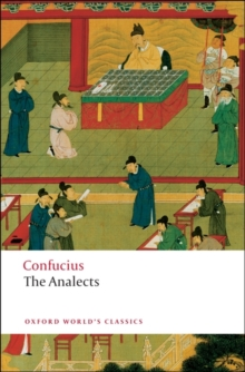 The Analects, Paperback Book