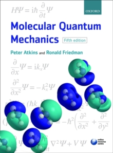 Molecular Quantum Mechanics, Paperback / softback Book