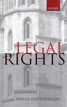 Legal Rights, Hardback Book