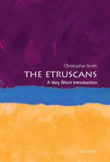The Etruscans: A Very Short Introduction, Paperback / softback Book