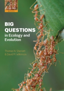 Big Questions in Ecology and Evolution, Hardback Book