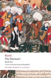 The Masnavi, Book Two, Paperback Book