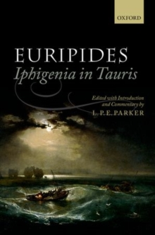 Euripides: Iphigenia in Tauris, Paperback / softback Book