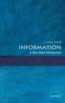 Information: A Very Short Introduction, Paperback / softback Book