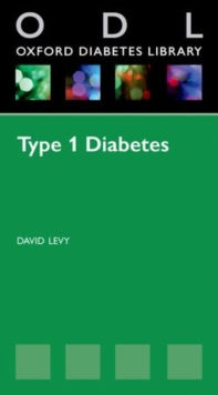 Type 1 Diabetes, Paperback Book