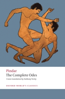 The Complete Odes, Paperback Book