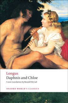 Daphnis and Chloe, Paperback Book