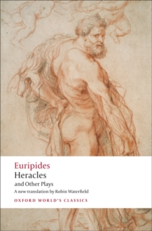 Heracles and Other Plays, Paperback Book