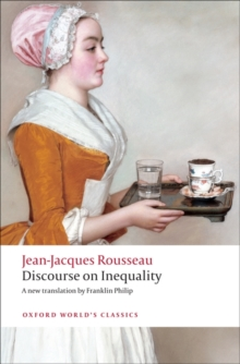 Discourse on the Origin of Inequality, Paperback / softback Book