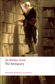 The Antiquary, Paperback Book