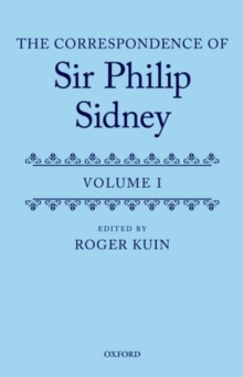 The Correspondence of Sir Philip Sidney, Multiple copy pack Book
