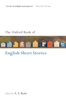 The Oxford Book of English Short Stories, Paperback Book