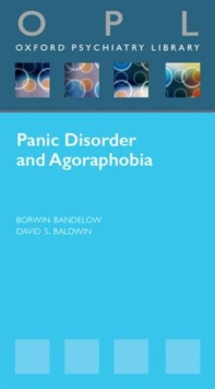 Panic Disorder and Agoraphobia, Paperback / softback Book