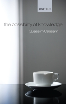 The Possibility of Knowledge, Paperback / softback Book