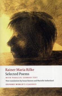 Selected Poems : With Parallel German Text, Paperback Book