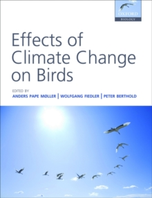 Effects of Climate Change on Birds, Paperback / softback Book