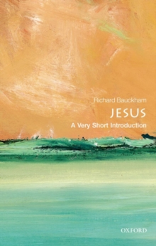 Jesus: A Very Short Introduction, Paperback / softback Book