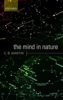 The Mind in Nature, Paperback / softback Book