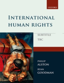 International Human Rights, Paperback Book