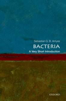 Bacteria: A Very Short Introduction, Paperback / softback Book