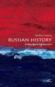 Russian History: A Very Short Introduction, Paperback Book
