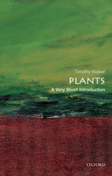 Plants: A Very Short Introduction, Paperback / softback Book