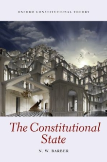 The Constitutional State, Hardback Book
