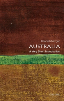Australia: A Very Short Introduction, Paperback Book