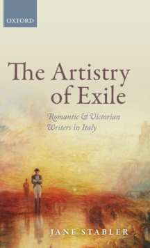 The Artistry of Exile, Hardback Book