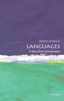 Languages: A Very Short Introduction, Paperback Book