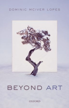 Beyond Art, Hardback Book