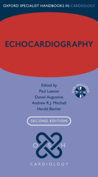 Echocardiography, Paperback Book