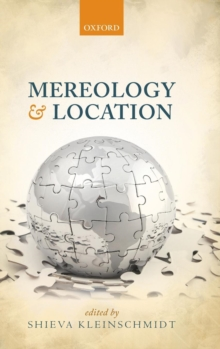 Mereology and Location, Hardback Book