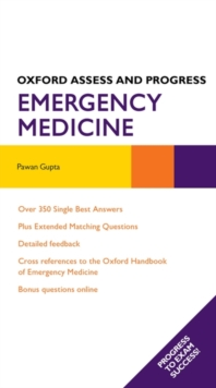Oxford Assess and Progress: Emergency Medicine, Paperback / softback Book