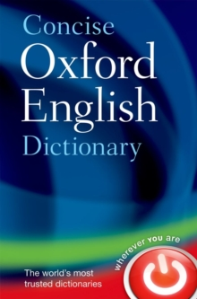 Concise Oxford English Dictionary : Main edition