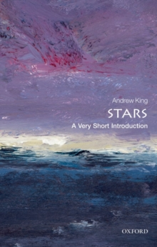 Stars: A Very Short Introduction, Paperback / softback Book