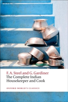 The Complete Indian Housekeeper and Cook, Paperback / softback Book