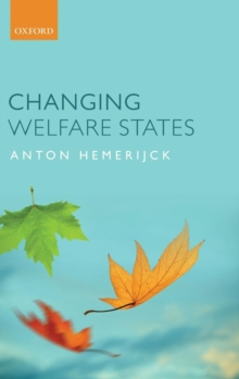 Changing Welfare States, Hardback Book