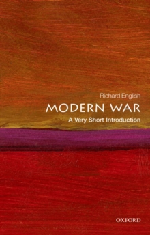 Modern War: A Very Short Introduction, Paperback / softback Book