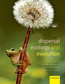 Dispersal Ecology and Evolution, Paperback Book